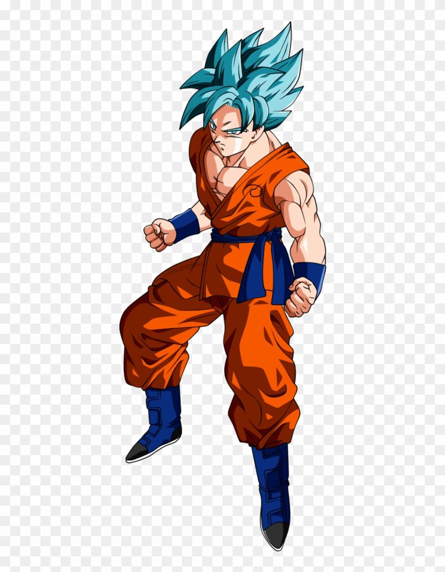 Dragon Ball Z Goku Clipart (#1416435) - PinClipart svg