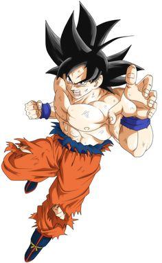 Goku migatte no gokui clipart clip stock Goku by andrewdragonball | Dragon Ball | Dragon ball, Dragon ball z ... clip stock