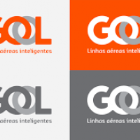 Gol linhas aereas logo clipart clip black and white Gol Airlines Logo - 9000+ Logo Design Ideas clip black and white