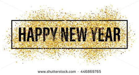 Gold 2016 happy new year printables clipart vector transparent download New Years Eve Stock Images, Royalty-Free Images & Vectors ... vector transparent download