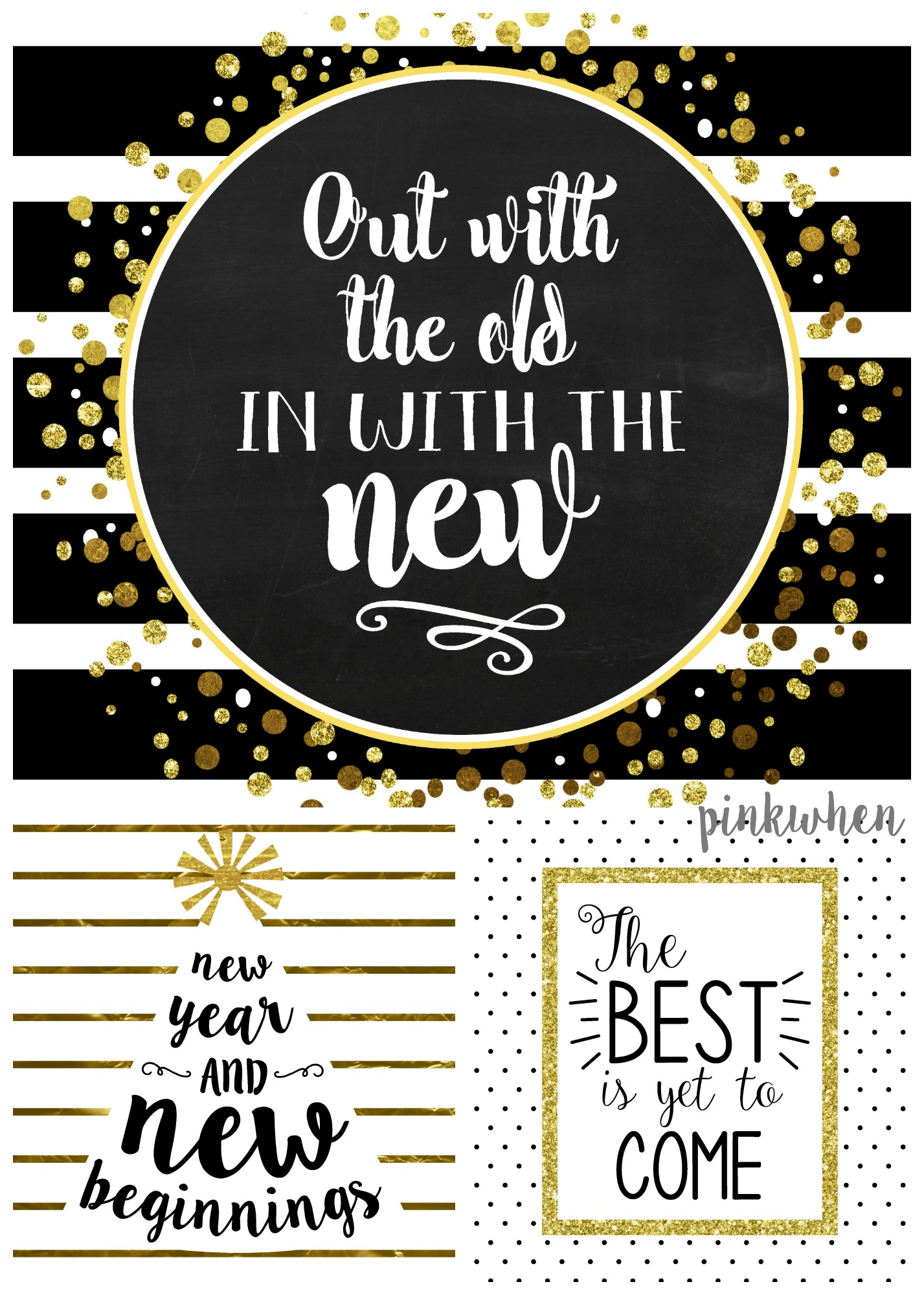 Gold 2016 happy new year printables clipart transparent stock 17 Best ideas about Happy New Year Download on Pinterest | Happy ... transparent stock
