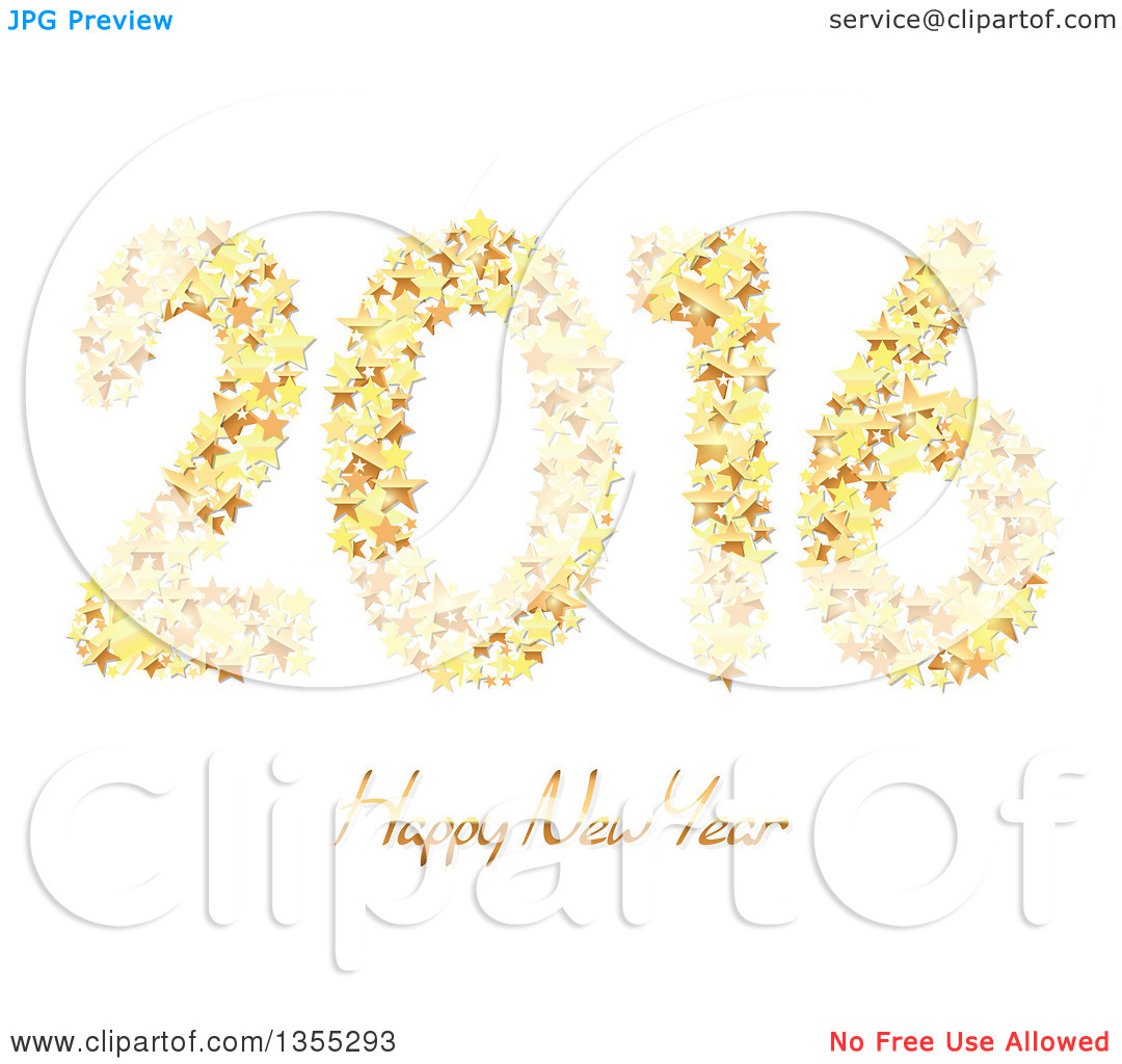 Gold 2016 happy new year printables clipart image library library Gold 2016 happy new year printables clipart - ClipartFest image library library