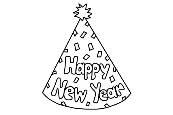 Gold 2016 happy new year printables clipart png freeuse library Gold 2016 happy new year printables clipart - ClipartFest png freeuse library