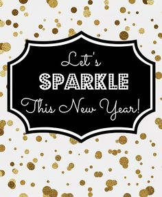 Gold 2016 happy new year printables clipart svg free New Years party in a box gift idea | Happy, Neighbor gifts and ... svg free