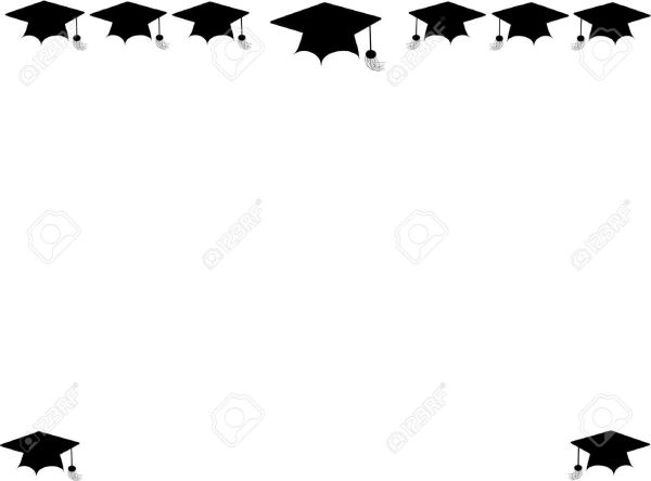 Gold and black graduation border paper clipart png 25+ Graduation Border Landscape Pictures and Ideas on Pro Landscape png