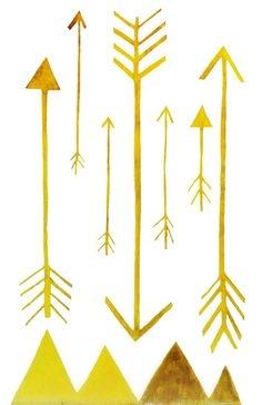 Gold arrow clipart png transparent Gold Arrow Clipart - clipartsgram.com png transparent