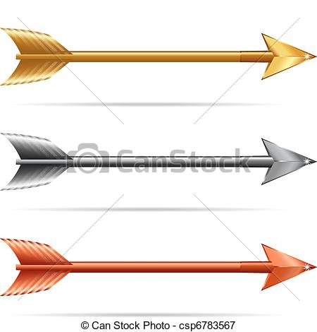 Gold arrow clipart jpg library Arrow Vector Clip Art Illustrations. 257,842 Arrow clipart EPS ... jpg library