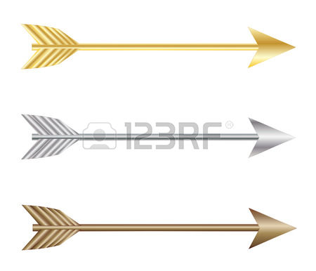 Gold arrow clipart jpg free 1,991 Hunting Arrow Cliparts, Stock Vector And Royalty Free ... jpg free