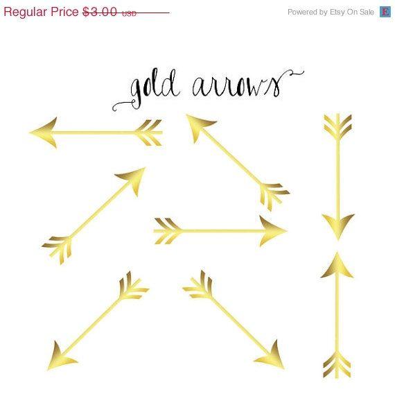Gold arrow clipart clipart free 1000+ images about Tatt's an idea on Pinterest | Tasteful tattoos ... clipart free