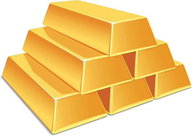 Gold bars clipart picture library library Gold Bars » Clipart Station picture library library