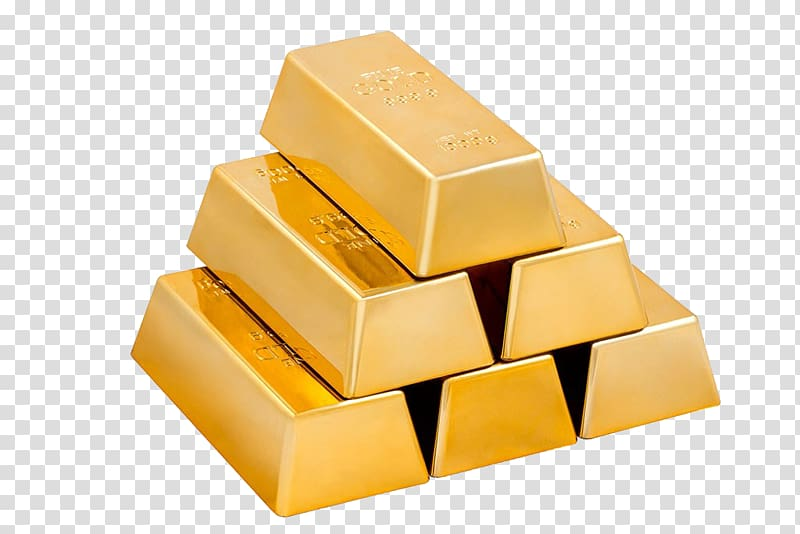 Gold bars clipart png library Gold bar , Gold bar Ingot, A pile of gold bars transparent ... png library