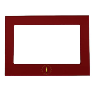 Gold block frames clipart clip art transparent download Gold Dots Magnetic Picture Frames | Zazzle clip art transparent download