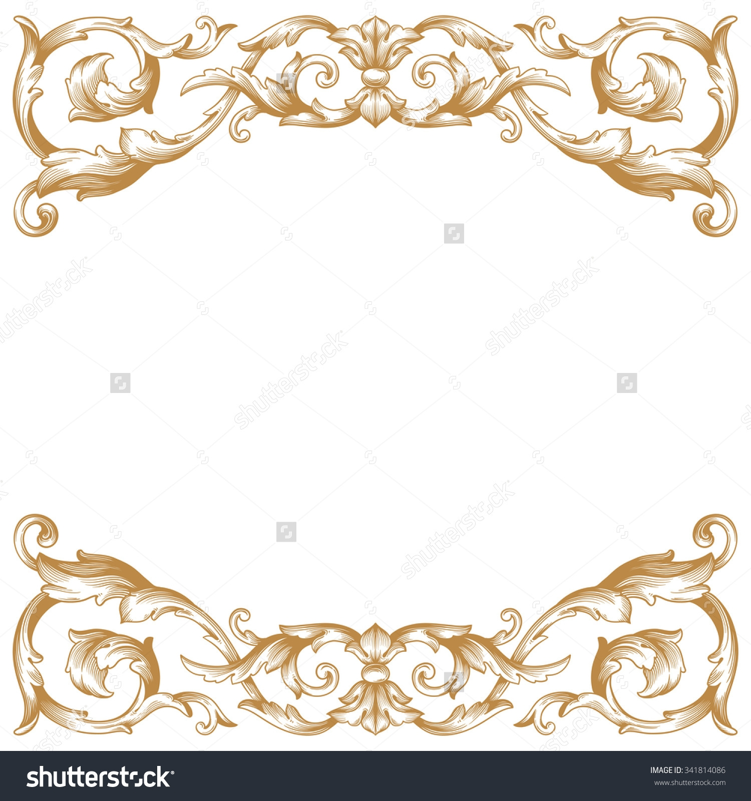 Gold block frames clipart clipart library library Gold block frames clipart - ClipartFox clipart library library