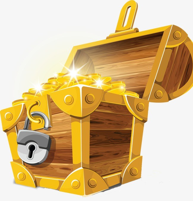 Gold box clipart vector royalty free library Gold box clipart 1 » Clipart Portal vector royalty free library