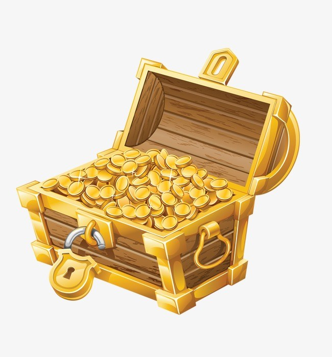 Gold box clipart jpg black and white stock Gold box clipart 3 » Clipart Portal jpg black and white stock