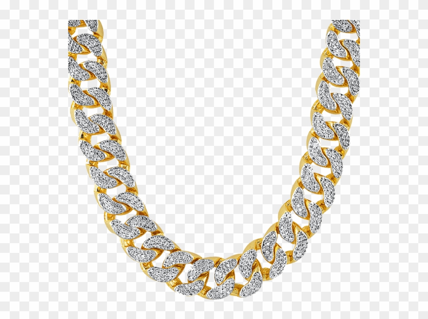 Gold chain clipart transparent banner royalty free library Download Gold Chain Png Clipart Clip Art Gold Necklace - Gold Chain ... banner royalty free library