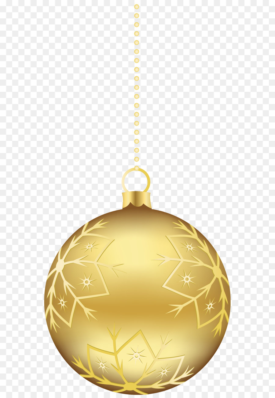 Gold christmas balls clipart clipart free Christmas Ball Gold png download - 1152*2304 - Free Transparent ... clipart free