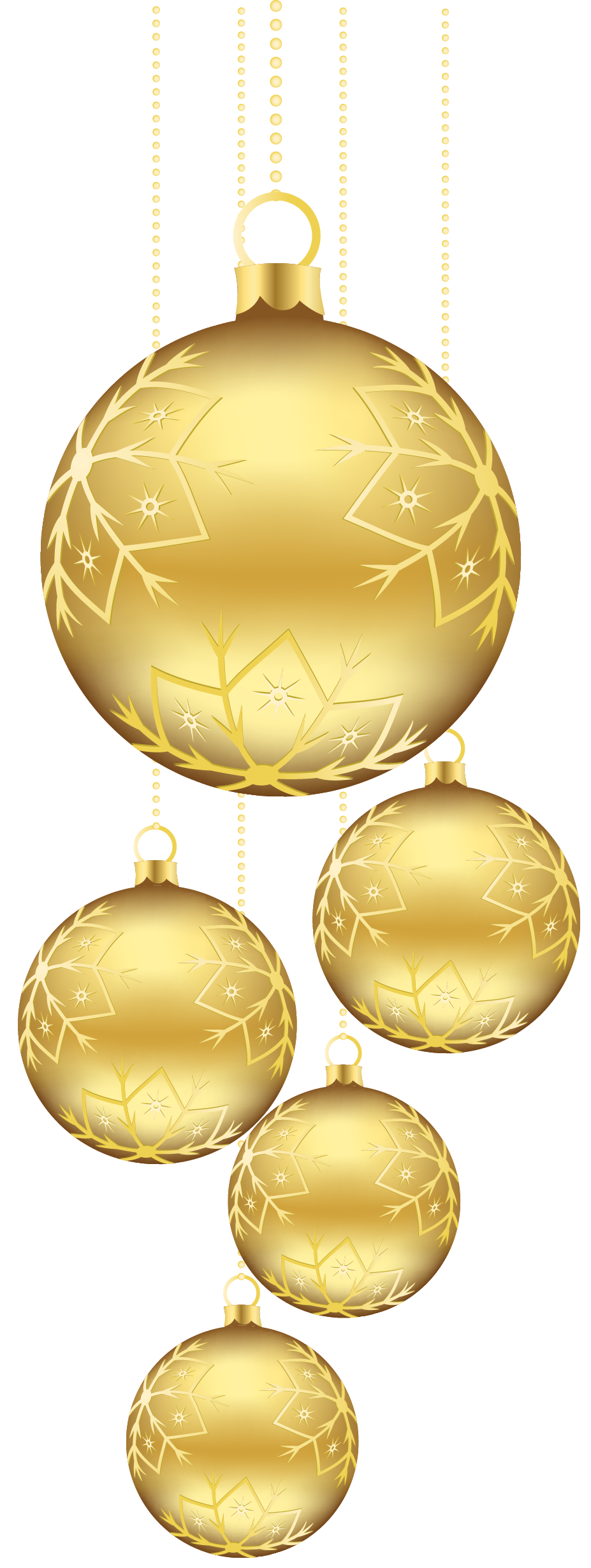 Gold christmas clipart clip art library stock Gold Christmas Ornament Clipart – Merry Christmas And Happy New Year ... clip art library stock