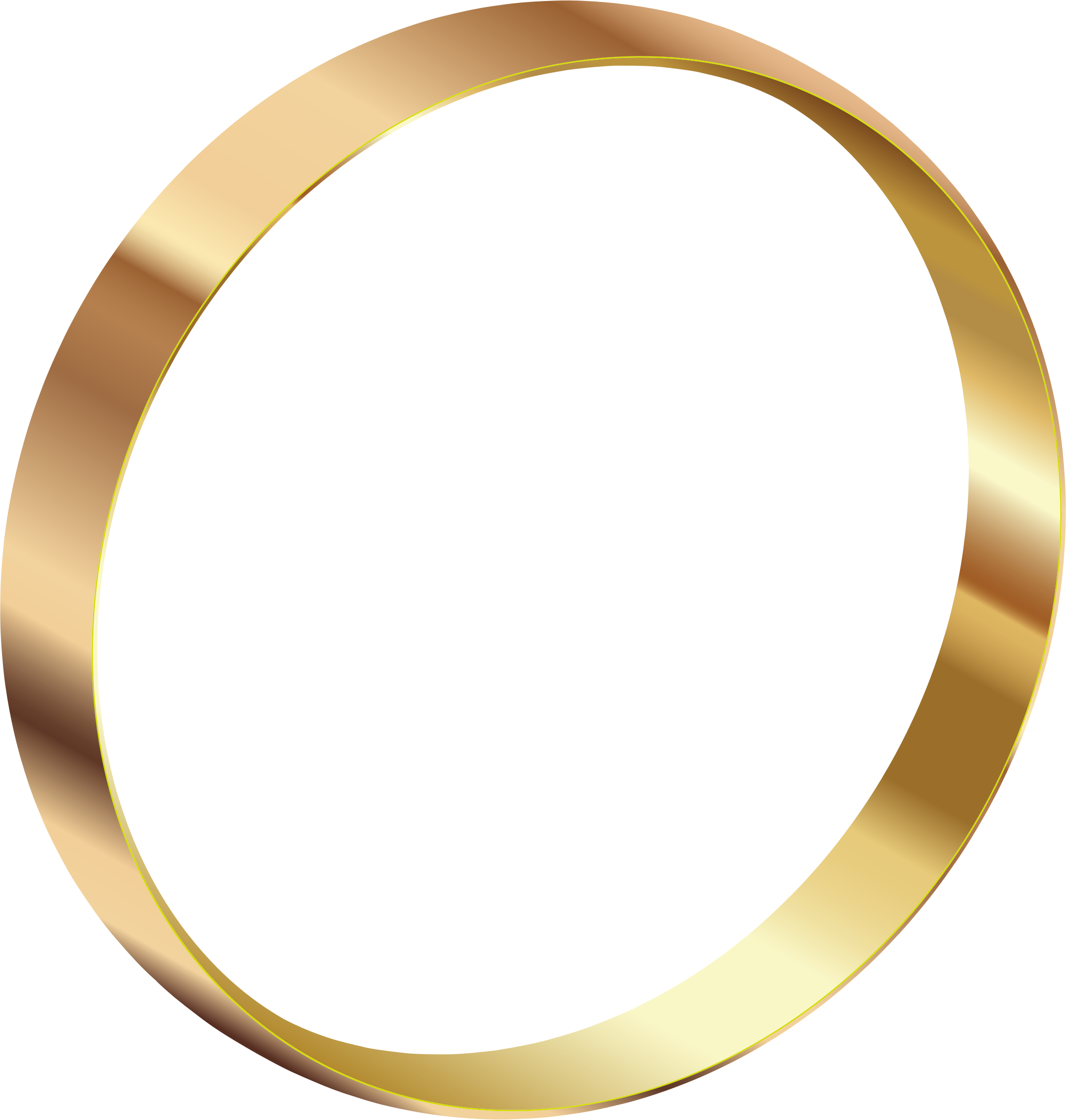 Gold circle clipart freeuse Clip art - Gold PNG image png download - 2152*2262 - Free ... freeuse