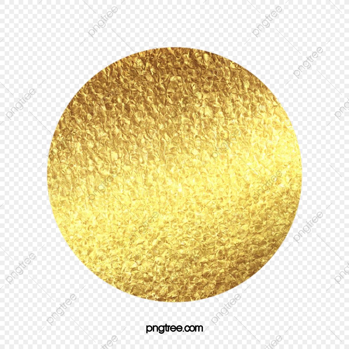 Gold Circle Creative, Circle Clipart, Golden, Circles PNG ... graphic