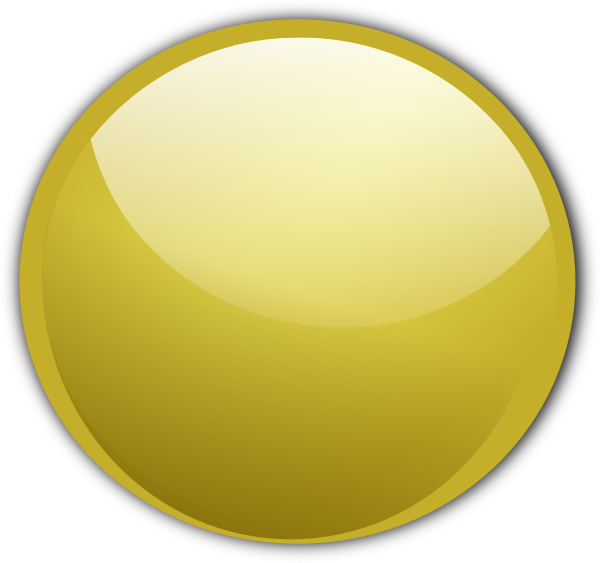 Gold circle clipart jpg royalty free Gold Circle Button Clip Art at Clker.com - vector clip art online ... jpg royalty free