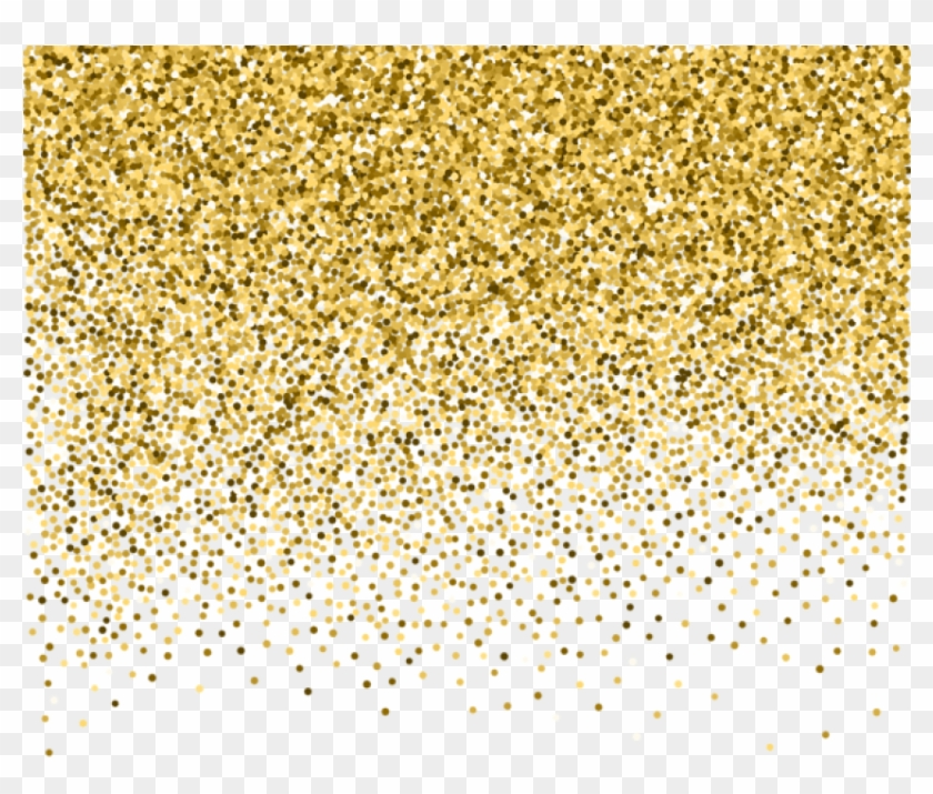 Gold clipart background png black and white library Free Png Download Gold Decoration Clipart Png Photo - Gold Glitter ... png black and white library