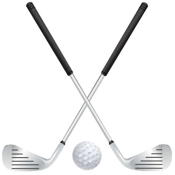 Gold club clipart png freeuse download Free Golf Clipart | Golf | Golf clip art, Golf images, Golf art png freeuse download