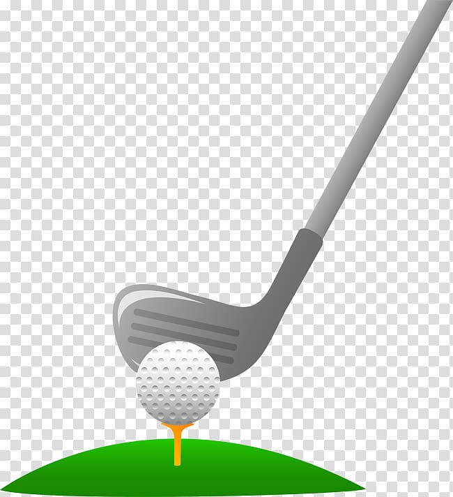 Gold club clipart clip free library Golf ball Golf course , Golf transparent background PNG clipart ... clip free library