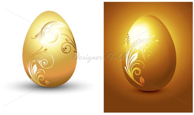 Golden easter egg clipart png - ClipartFest clip art transparent stock