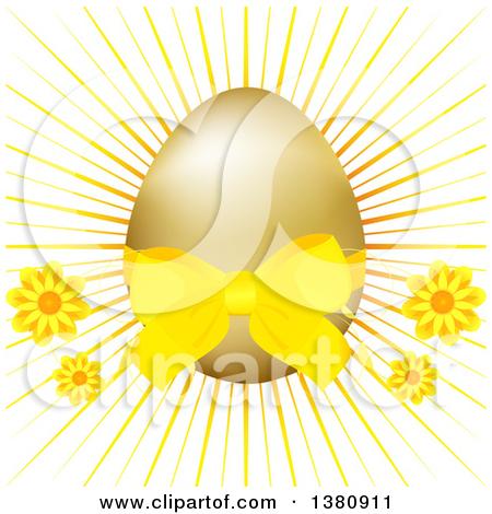 Gold easter egg clipart svg freeuse download Royalty-Free (RF) Gold Easter Egg Clipart, Illustrations, Vector ... svg freeuse download
