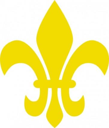 Gold fleur de lis clipart graphic Free FLEUR DE LIS VECTOR, Download Free Clip Art, Free Clip Art on ... graphic