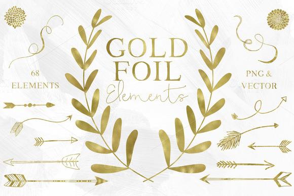 Gold foil arrow clipart black transparent Gold tribal arrow clipart - ClipartFest transparent