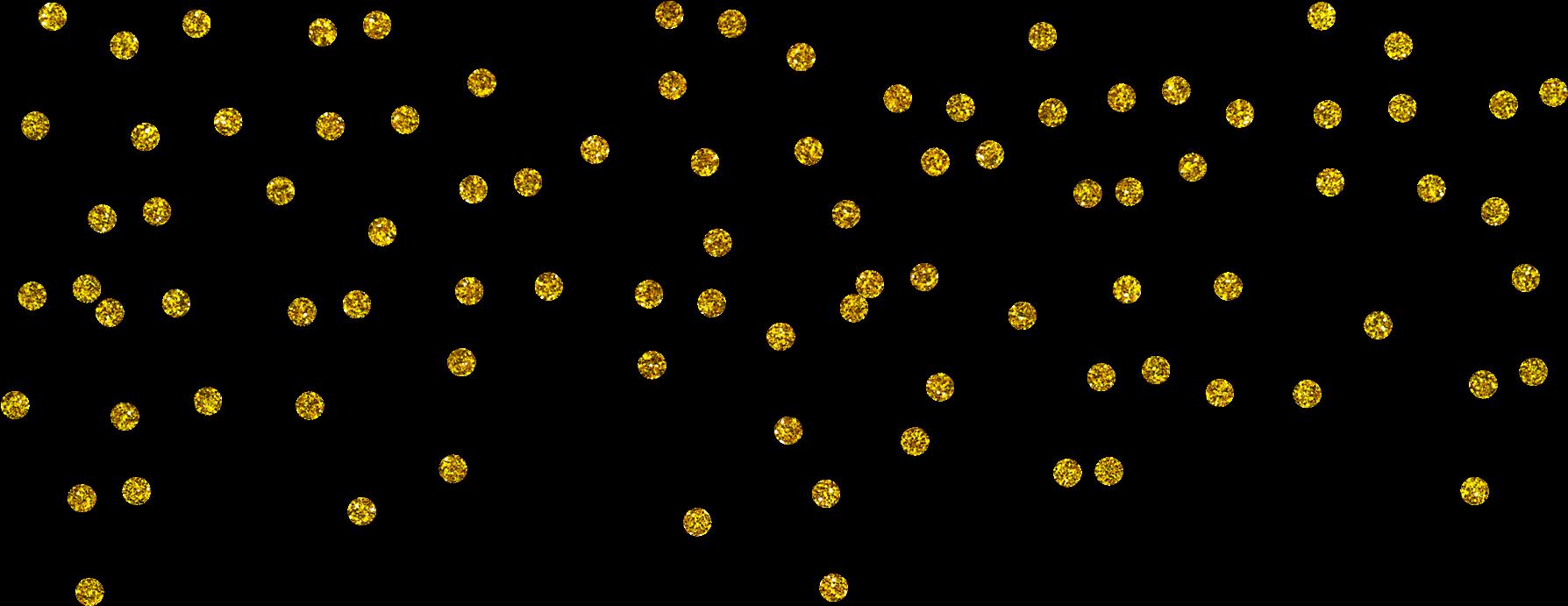 Gold foil confetti clipart vector freeuse Desktop Wallpaper Clip Art - Gold Foil Confetti Png , Transparent ... vector freeuse