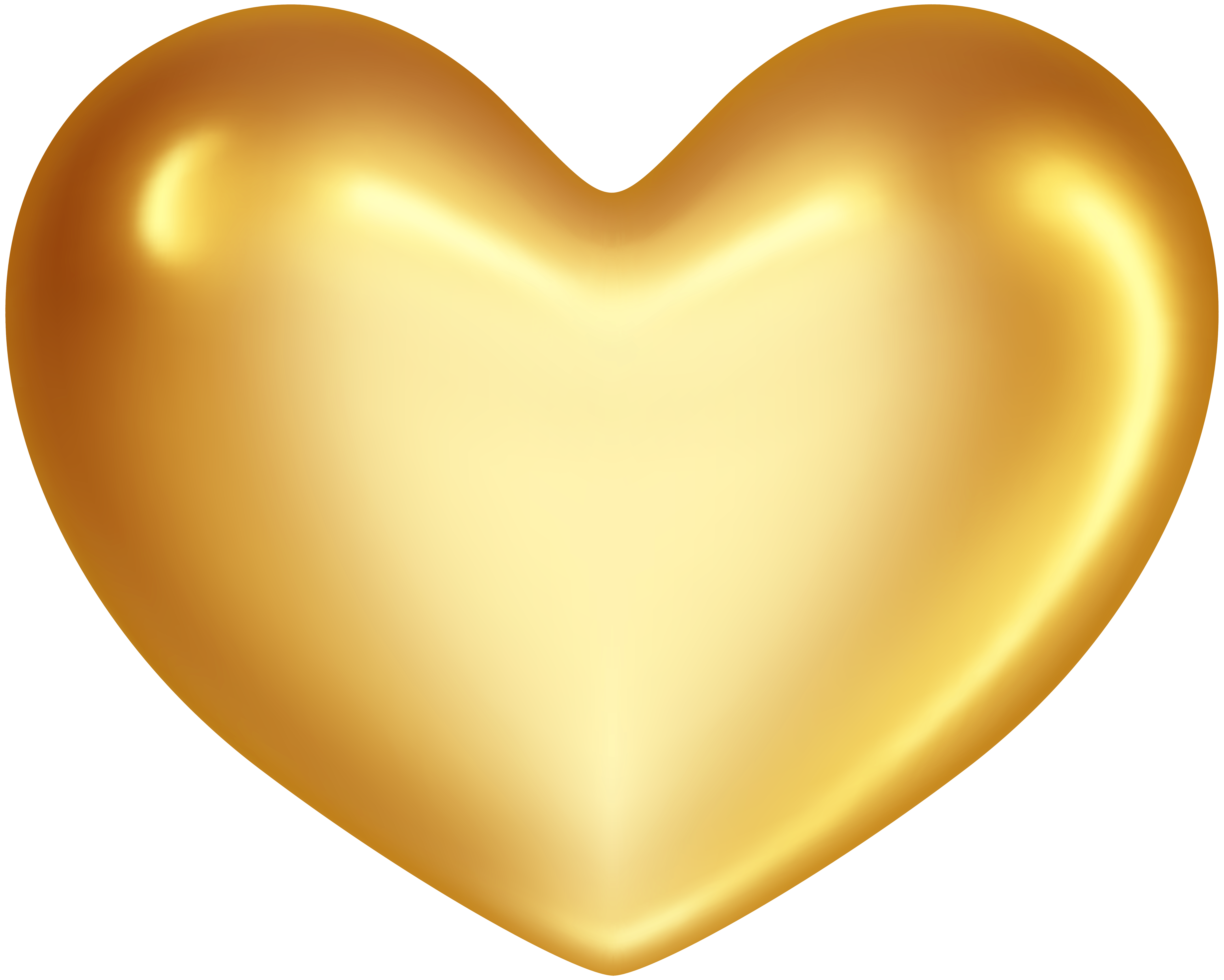Gold foil heart clipart banner freeuse Gold Heart PNG Clip Art | Gallery Yopriceville - High-Quality ... banner freeuse