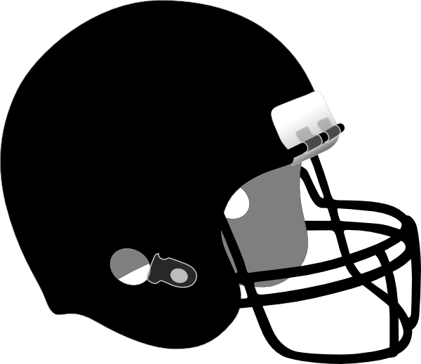 Gold football helmet clipart graphic free stock Football Helmet Clip Art at Clker.com - vector clip art online ... graphic free stock