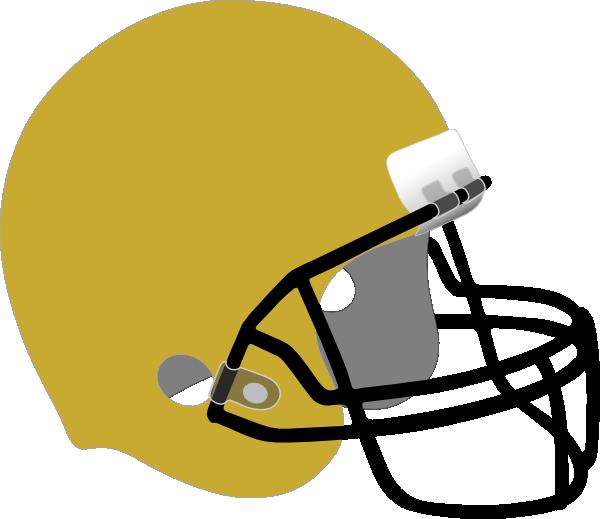 Gold football helmet clipart clip art library download Football Helmet Clip Art at Clker.com - vector clip art online ... clip art library download