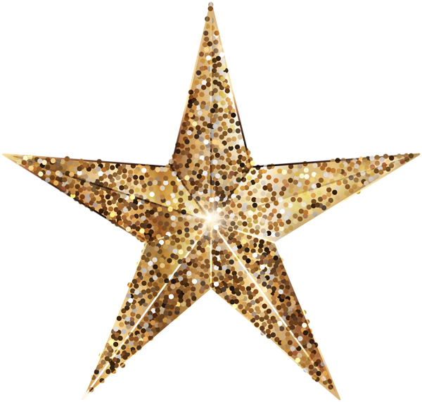 Gold glitter star clipart vector free Gallery - Free Clipart Pictures vector free