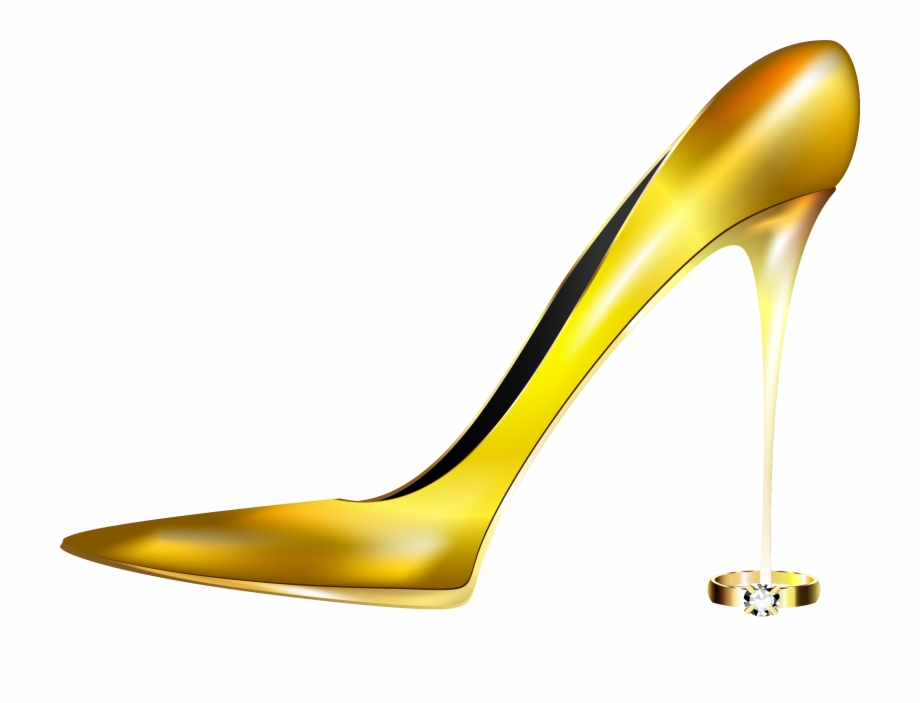 Gold heels clipart vector royalty free stock Picture Freeuse Library Heels Vector Gold Heel - Gold Png Heel Free ... vector royalty free stock