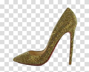 Gold heels clipart banner royalty free stock Shoes, unpaired pink leather stiletto pump transparent background ... banner royalty free stock