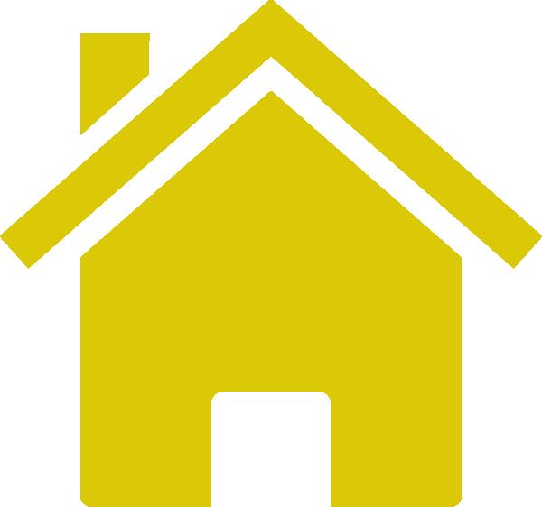 Gold house clipart png download Gold House Clip Art Clip Art at Clker.com - vector clip art online ... png download