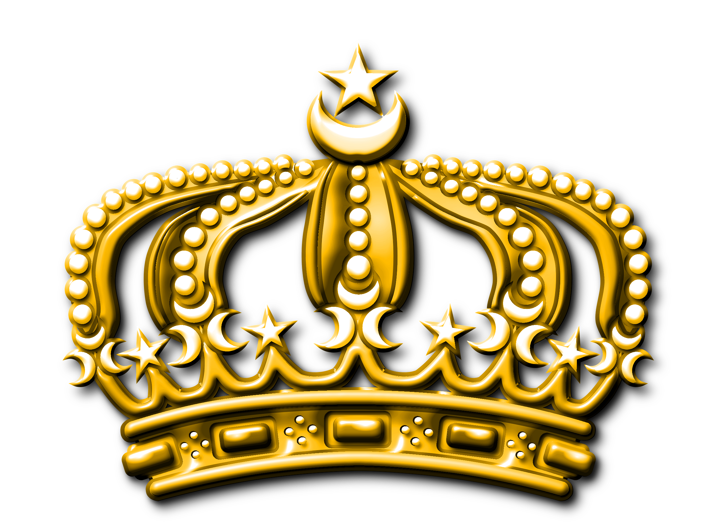 Royal queen crown clipart svg library stock Gold Crown Clipart - Clipart Kid svg library stock