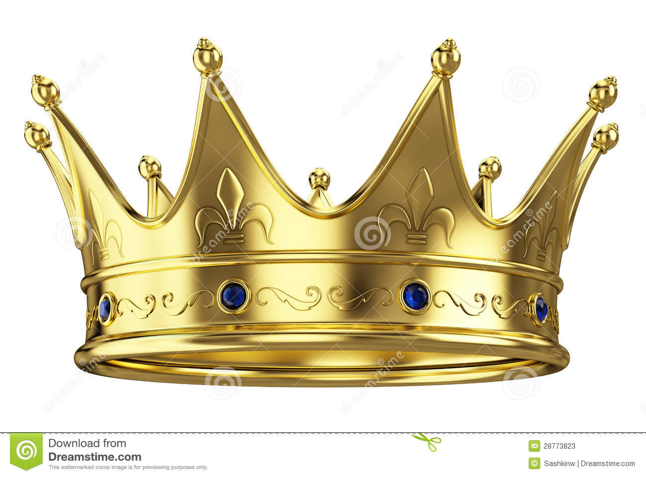 Gold king crown clip art banner royalty free library Gold Crown Clipart - Clipart Kid banner royalty free library