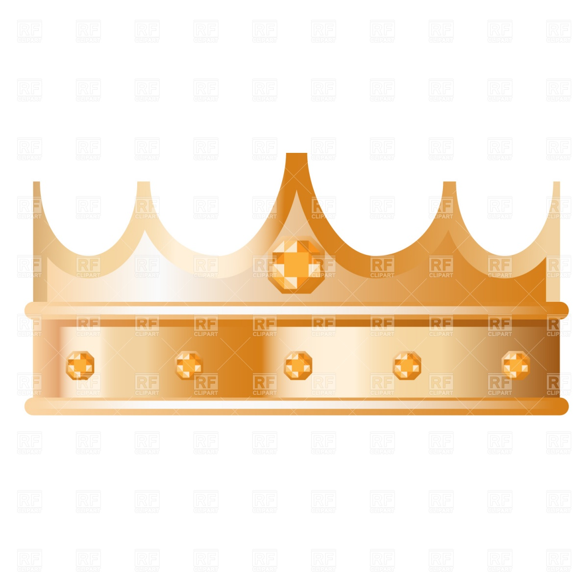 Gold king crown clip art banner royalty free Gold crown king clipart - ClipartFest banner royalty free