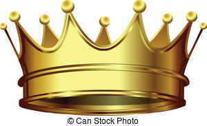 Gold king crown clip art vector black and white Gold Crown Clipart & Gold Crown Clip Art Images - ClipartALL.com vector black and white