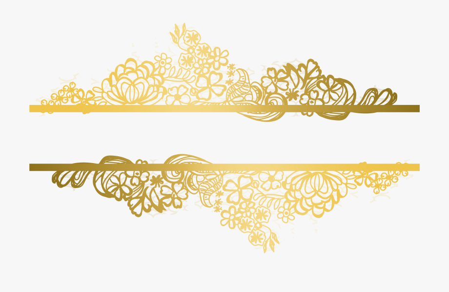 Gold lace pattern clipart vector freeuse stock Adobe Chinese Gold Illustrator Pattern Motif Lace Clipart - Gold ... vector freeuse stock