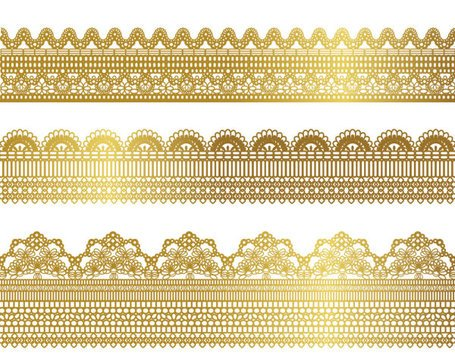 Gold lace pattern clipart jpg freeuse Free Gold lace pattern 01 Clipart and Vector Graphics - Clipart.me jpg freeuse