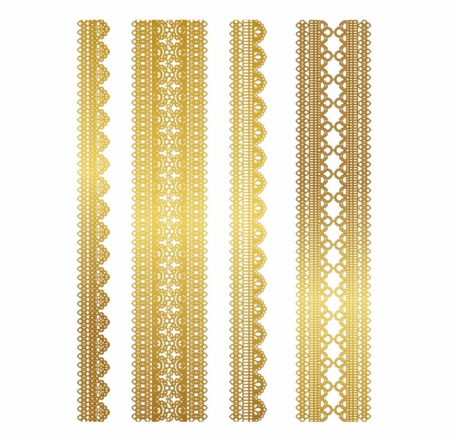 Gold lace pattern clipart svg transparent library Gold Lace Png Pic - Gold Vector Lace Pattern Free PNG Images ... svg transparent library