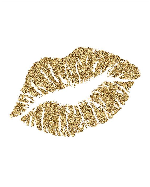 Gold lips clipart png royalty free stock Gold lips clipart » Clipart Station png royalty free stock