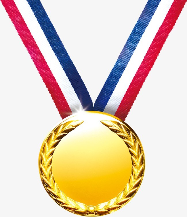 Gold medal clipart 4 » Clipart Portal picture free library