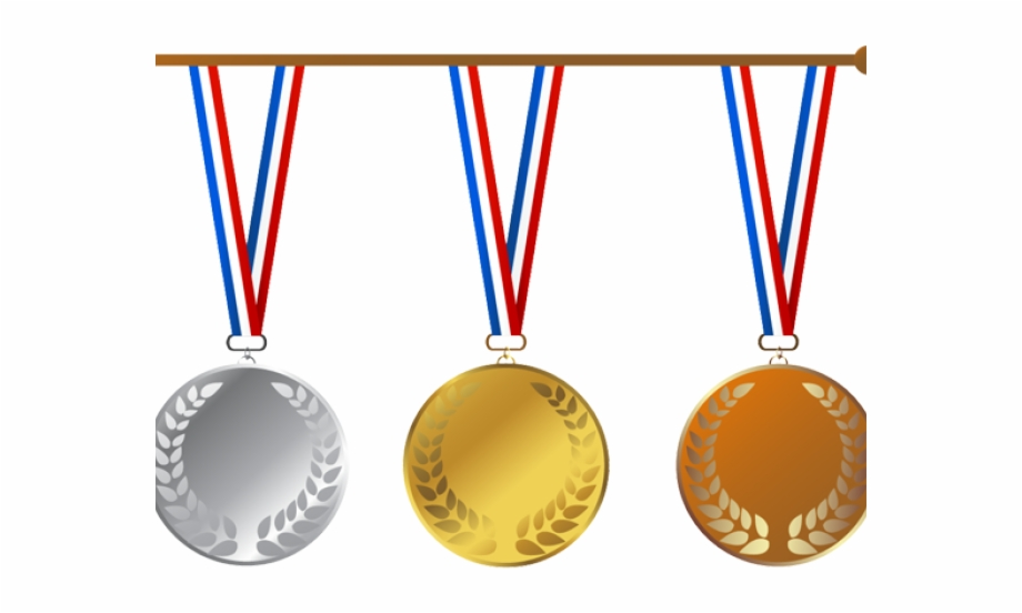 Medal Png Transparent Images - Olympic Medals Clipart Free PNG ... jpg free stock
